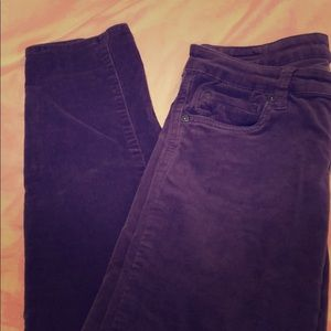 Kut from the Cloth skinny leg cords. SZ 8